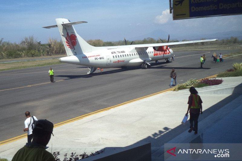 Penerbangan antarwilayah tetap beroperasi