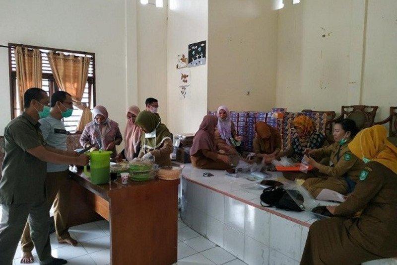 81 warga Bengkalis di karantina, Dinsos buka dapur umum