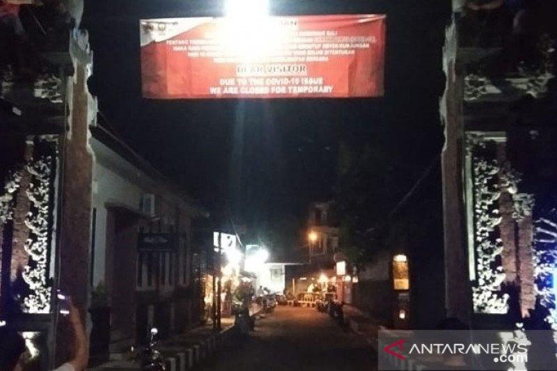 Cegah COVID-19, sebanyak 30 objek wisata di Buleleng-Bali tutup sementara