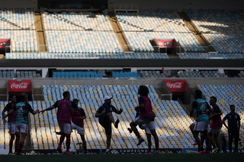 Stadion Maracana Brazil dipakai jadi RS darurat tangani pasien COVID-19