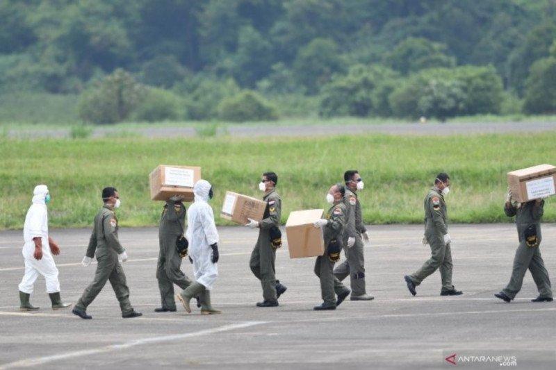 500 APD bantuan pusat  tiba di Kupang