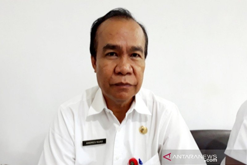 Jenazah tamu dari Jakarta langsung dimakamkan di Kapuas