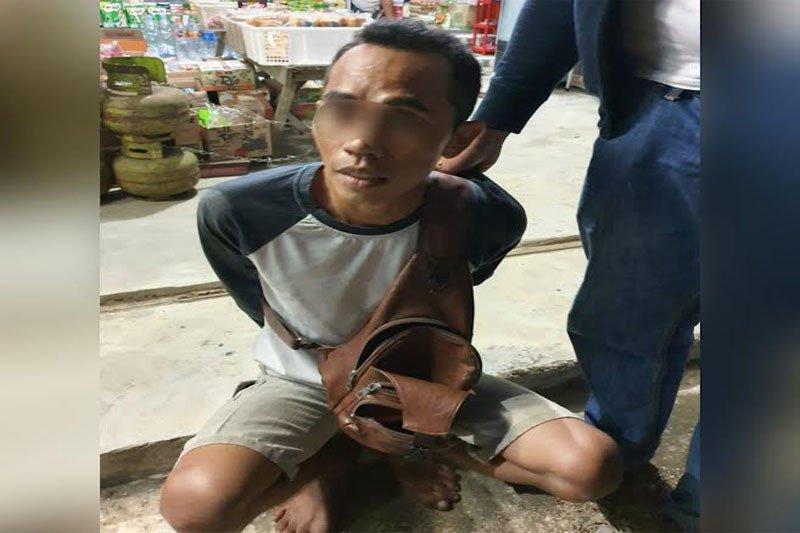Pelaku pembunuhan di Samarinda ditangkap di Barito Utara