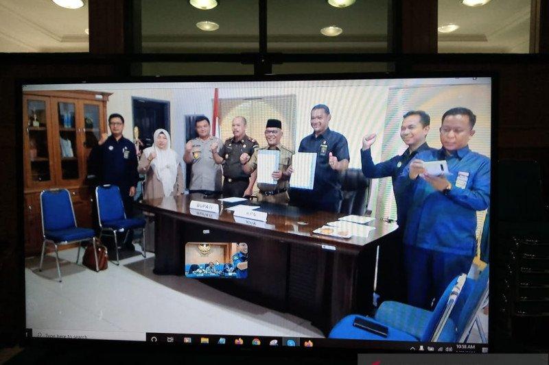 """Pengadilan Negeri Pasaman Barat luncurkan program layanan elektronik """"Ksatario Sirancak"""" (Video)"""