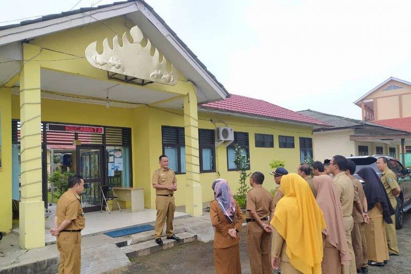 Wabup Pringsewu cek pelayanan di Kecamatan Gadingrejo