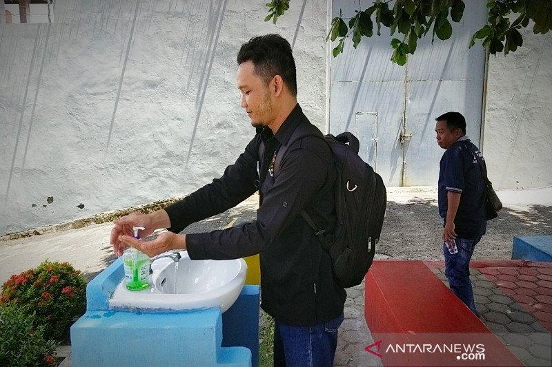 Rutan Tamiang Layang batasi pembesuk cegah penularan COVID-19