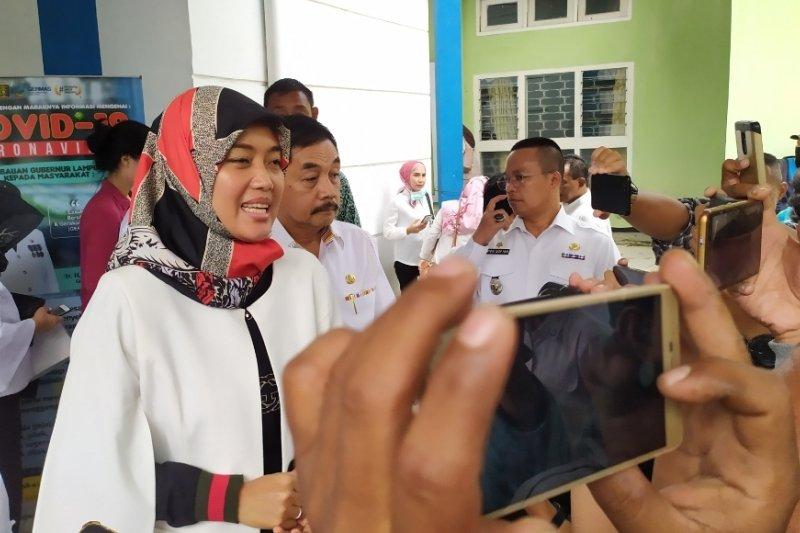 Wagub Lampung imbau masyarakat beraktivitas di rumah