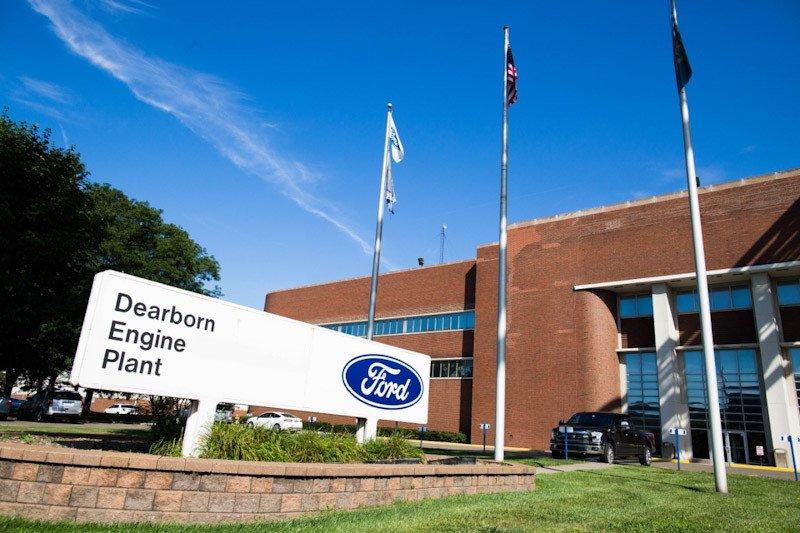 Pabrik Ford di Amerika, Asia, dan Eropa ditutup