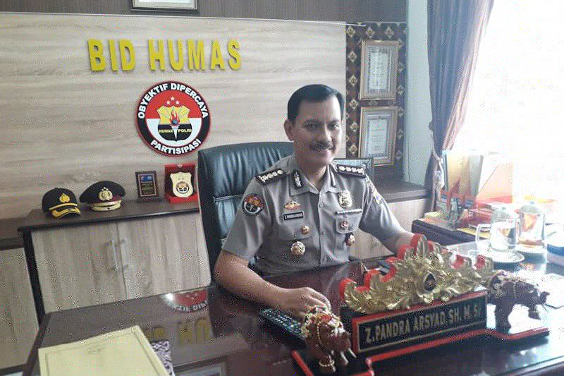Polisi tindak tegas masyarakat yang melanggar upaya pencegahan COVID-19