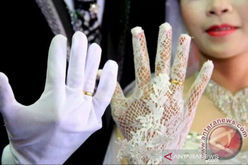 Cegah Corona, Pesta pernikahan di Dayun Siak dibubarkan camat dan polisi