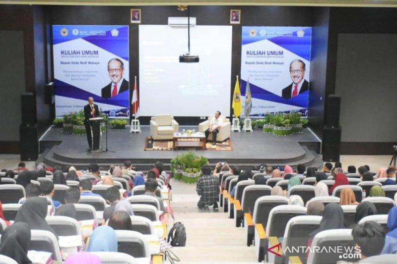 Rektor ULM berharap beasiswa BI dapat ditingkatkan
