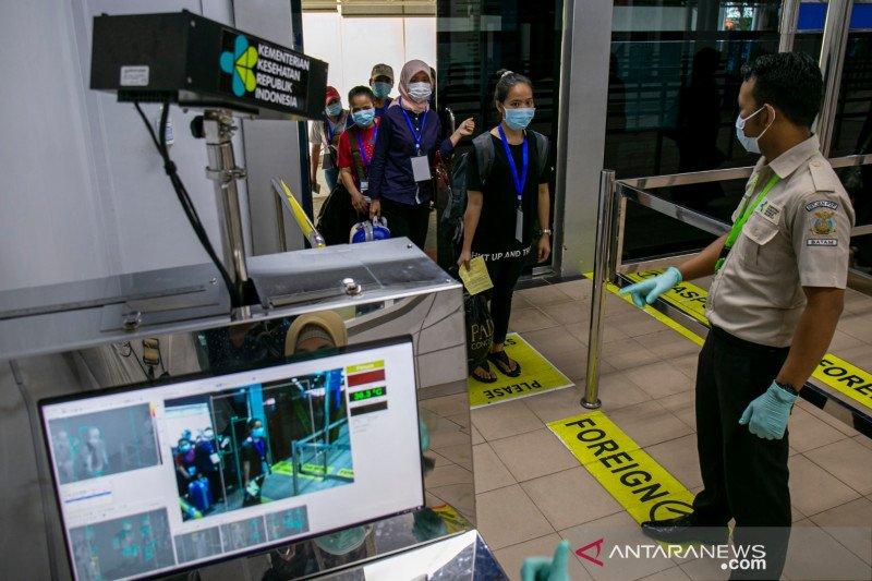 Ribuan pekerja Indonesia di Malaysia pulang melalui Batam