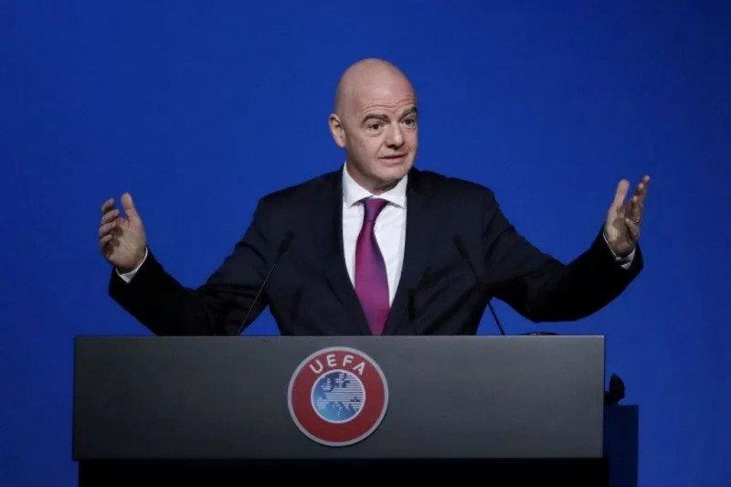 FIFA gandeng WHO untuk perangi pandemi virus corona