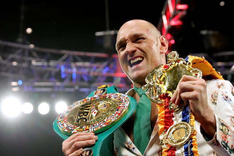 Pertarungan Tyson Fury vs Wilder diundur setelah kasino Vegas tutup akibat corona