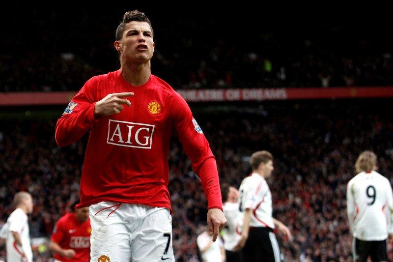 """Nani """"ajari segalanya"""" Ronaldo"""