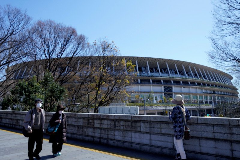 Ini nasib sponsor setelah Olimpiade Tokyo ditunda