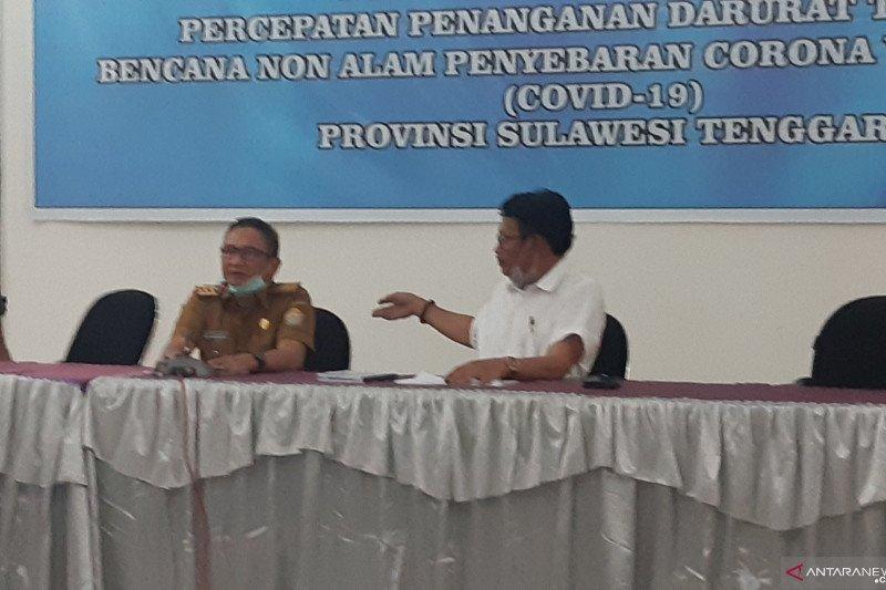 Persebaran ODP di Sultra, terbanyak di Baubau capai 484 orang