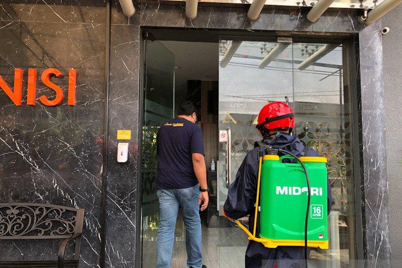 Okupansi hotel di Yogyakarta merosot tajam akibat corona