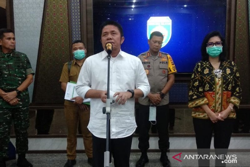 Sumatera Selatan sediakan Rp100 miliar atasi COVID-19