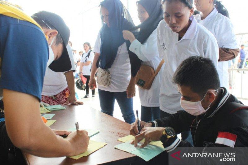 10 TKI positif Covid-19 di Sabah Malaysia
