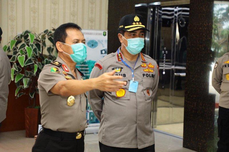 Tower khusus RS Polri Said Sukanto disiapkan tampung pasien COVID-19