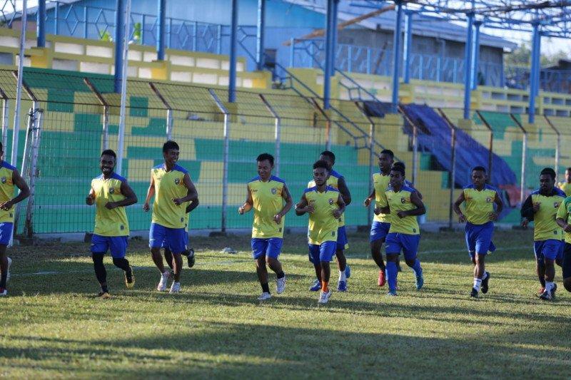 Manajemen Persewar Waropen resmi meliburkan pemain Liga 2