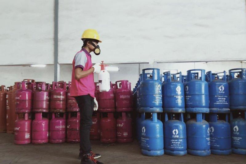 Meningkat 14 persen, konsumsi LPG nonsubsidi di Bandung Raya