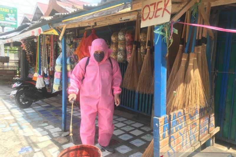 PKB Sulteng bangun posko bantuan COVID-19 bagi masyarakat