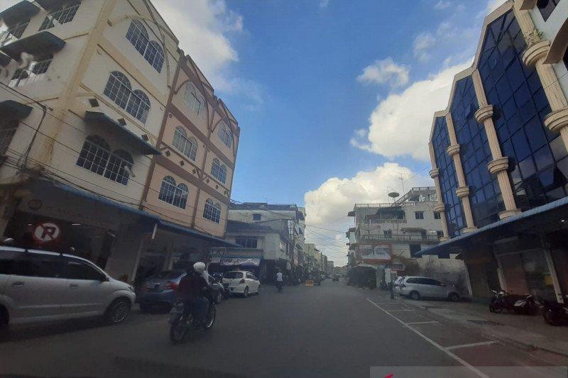 Ribuan toko di Tanjungpinang tutup di tengah wabah COVID-19