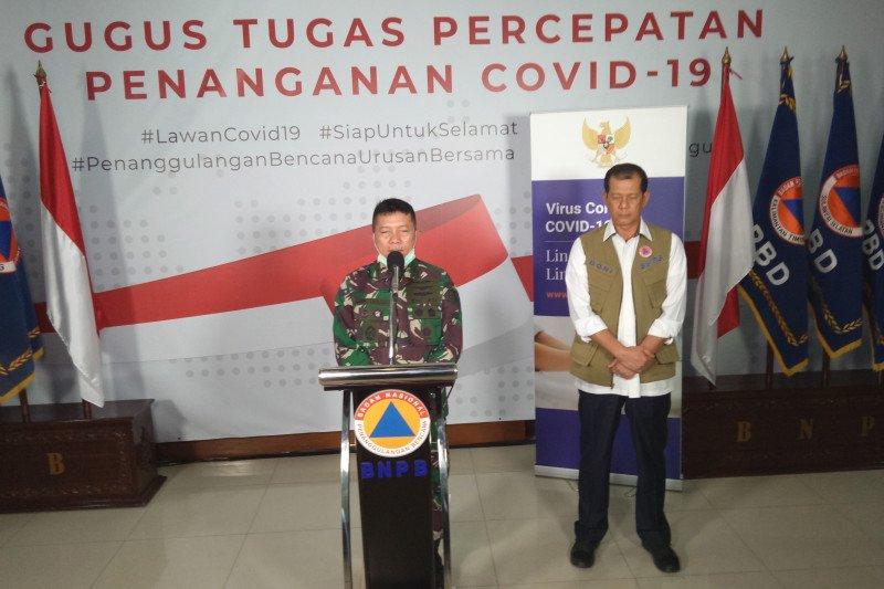 Pemerintah Pusat membagikan 170 ribu APD