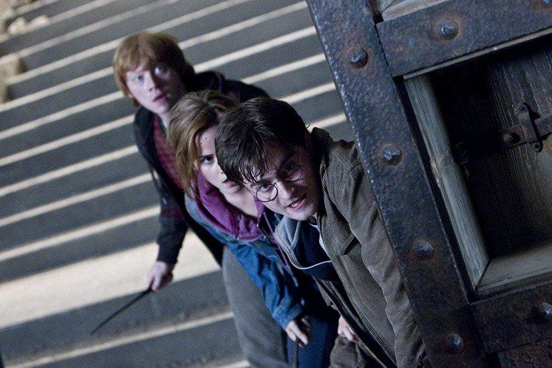 Seri 'Harry Potter' akan dihapus dari HBO Max