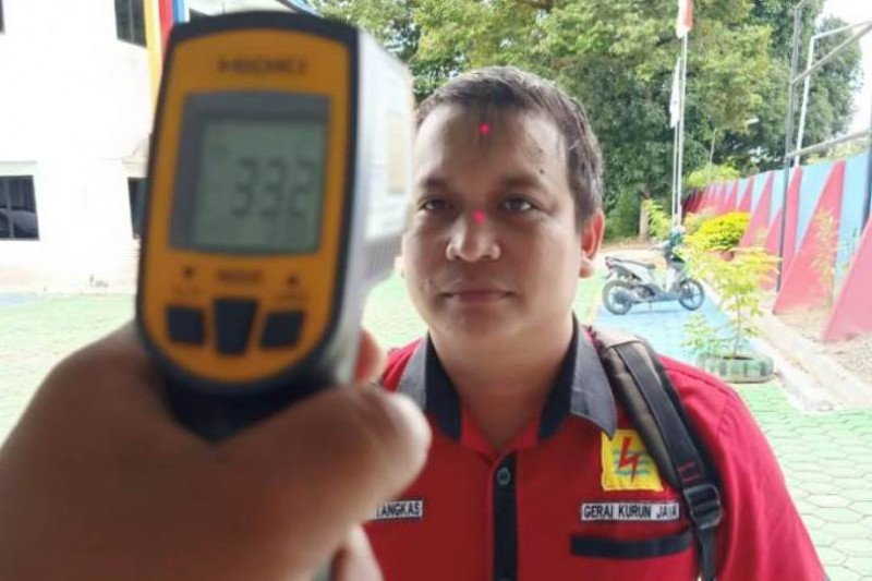 PLN Kuala Kurun pastikan pasokan listrik tetap terjaga