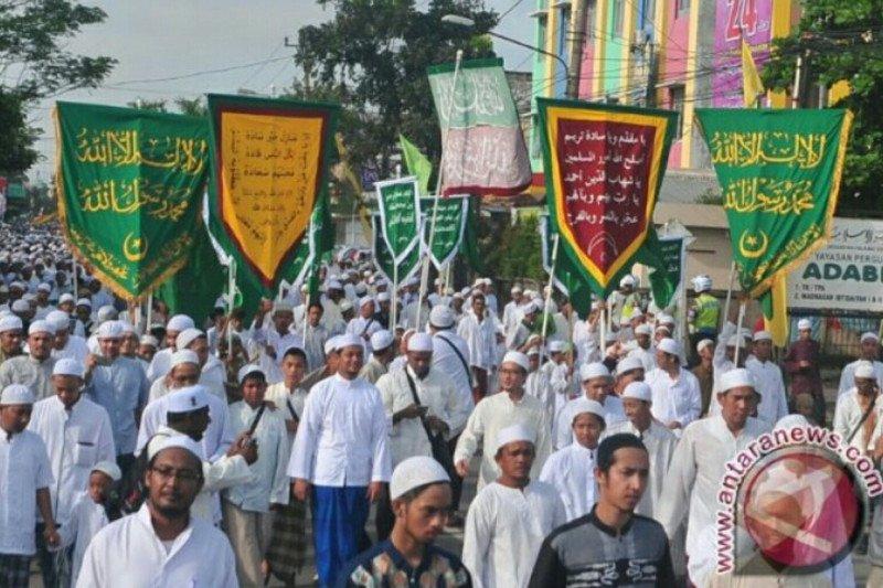 Ziarah kubra Palembang  dibatalkan antisipasi COVID-19