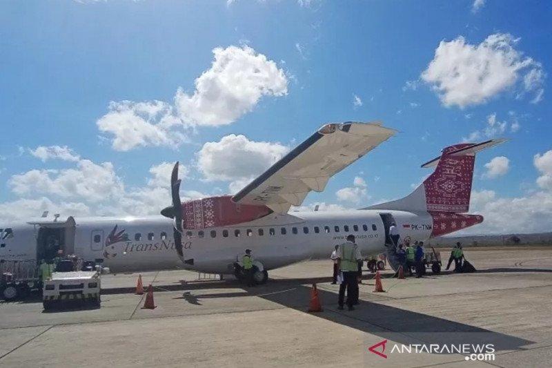 TransNusa batalkan penerbangan selama 1-15 April cegah COVID-19
