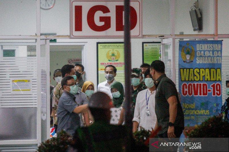 Presiden menginstruksikan para menteri tetap di Jakarta