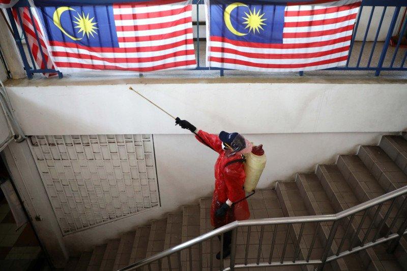 Kematian pasien COVID-19 Malaysia  terkait jamaah tablig di Gowa