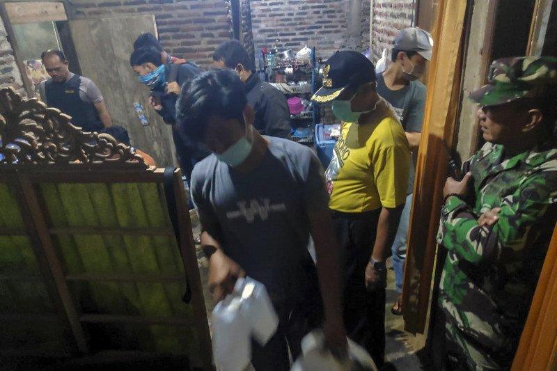 Densus 88 Antiteror tembak mati terduga teroris di Batang Jateng