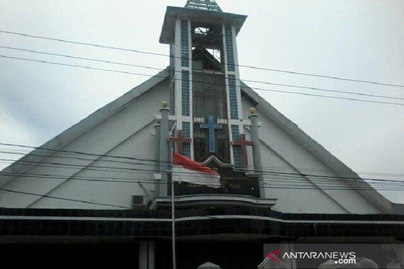 Gereja di Palu  dukung kebijakan pemerintah terkait wabah COVID-19