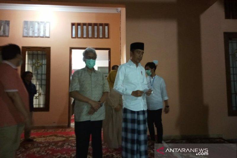 Ibunda Presiden Jokowi akan dimakamkan di Karanganyar