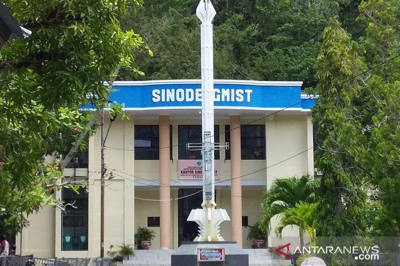 Sinode GMIST mengimbau jemaat beribadah di rumah