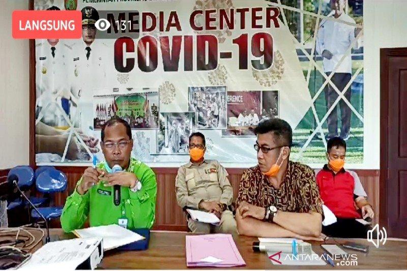 Bertambah lagi, kasus positif COVID-19 di Kalteng menjadi lima