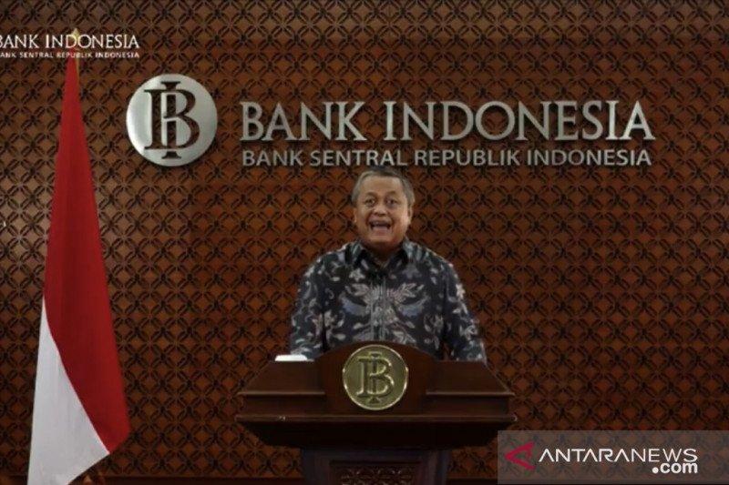 BI sebut cadangan devisa Indonesia cukup untuk kawal rupiah