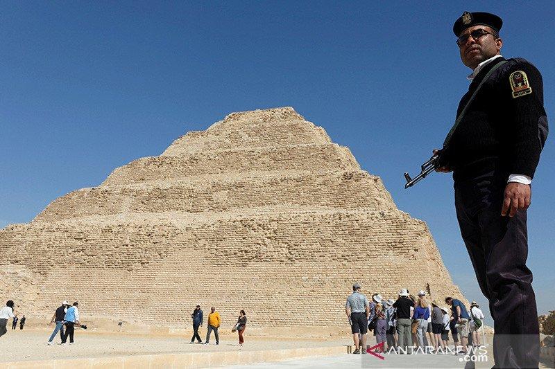 Mesir melaporkan 39 kasus baru Corona, 3 kematian, 102 sembuh