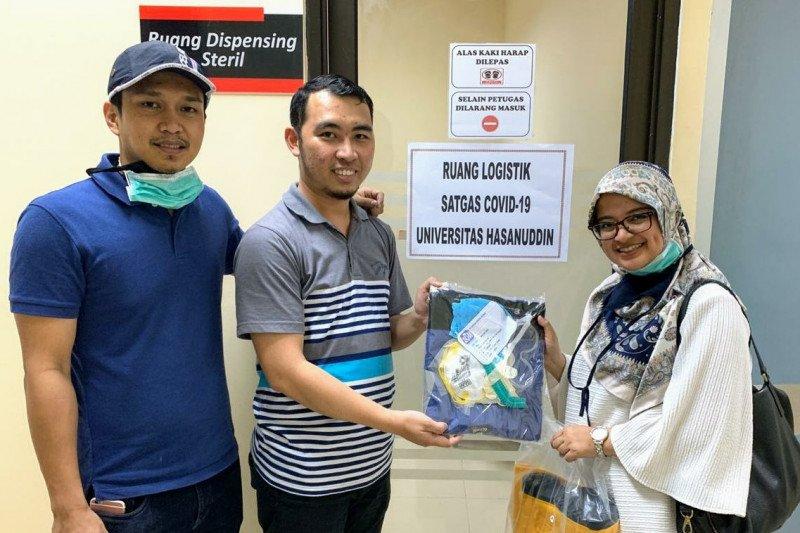 "Satgas COVID-19 Universitas Hasanuddin sarankan penggunaan ""hand sanitizer"""