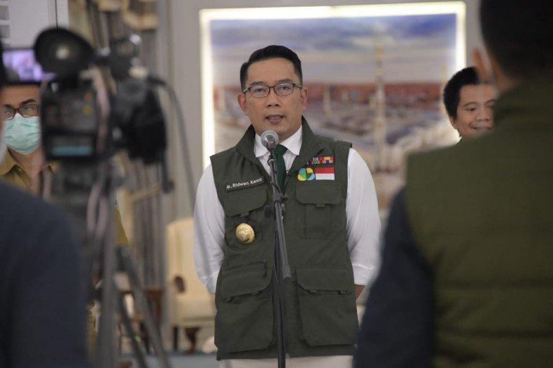 Ridwan Kamil ikut belasungkawa atas meninggalnya Ibunda Presiden Jokowi