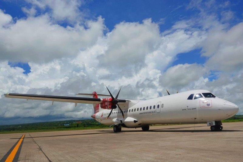 Maskapai TransNusa kurangi jam penerbangan cegah penularan COVID-19