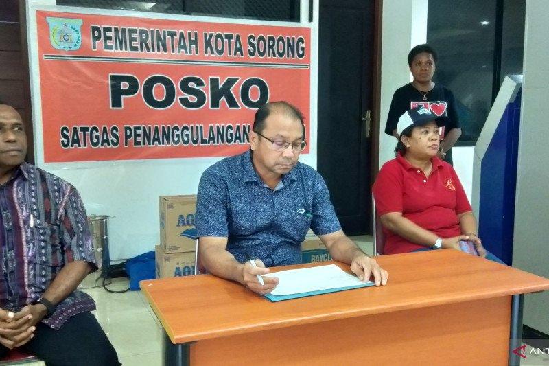 Satgas COVID-19 Sorong umumkan satu PDP meninggal