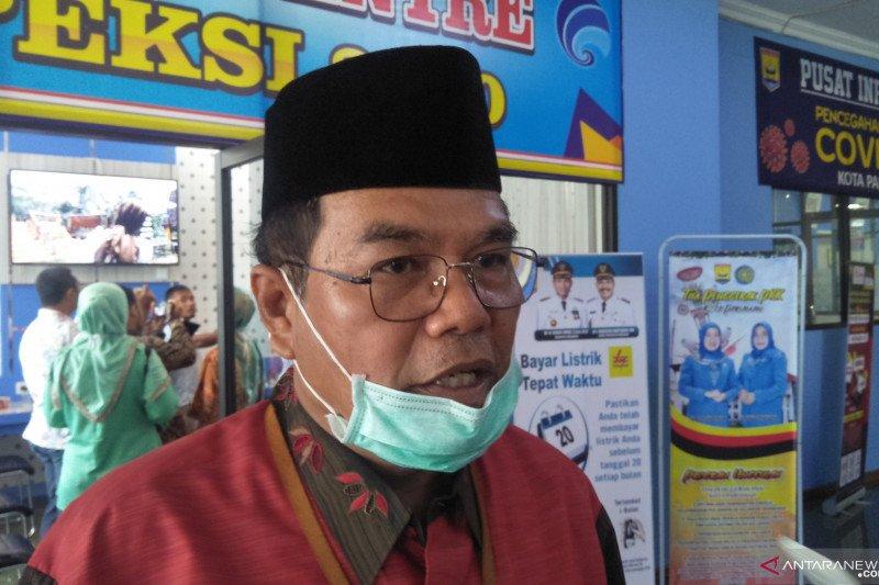 Seorang warga Pariaman berstatus ODP meninggal, pasien baru pulang dari Medan Sumut