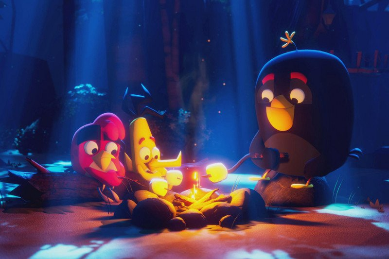 "Pembuat ""Angry Birds"" dapatkan rekor pendapatan di tengah pandemi"