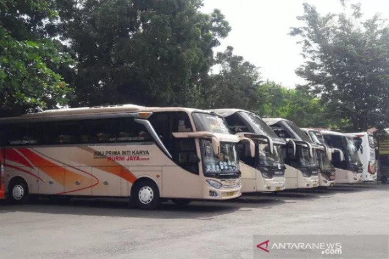 Penumpang bus malam di Terminal Jombor anjlok terdampak COVID-19